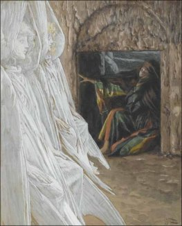 tissot-mary-magdalene-questions-the-angels-in-the-tomb-574x713