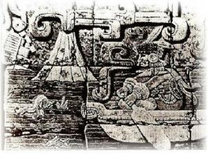 The Mayans of Pre-Columbian America also had their version.