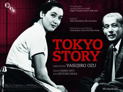Ozu's Tokyo Story.