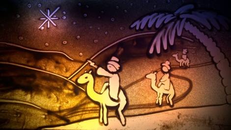 Christmas_Sand_Bible_Part_5_Matthew_2_1_16_Wisemen_Magi