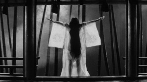 "1968's ""Kuroneko"", a ghostly revenge tale set in ancient Heian period Japan."