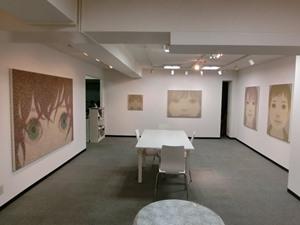 """Ryuzo Satake's """"Someone's Childhood"""".  Jiro Miura Gallery."""