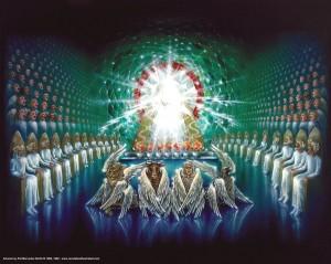 Artist Pat Marvenko Smith's impression of Revelation