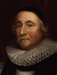 Archbishop James Ussher, by Sir Peter Lely.